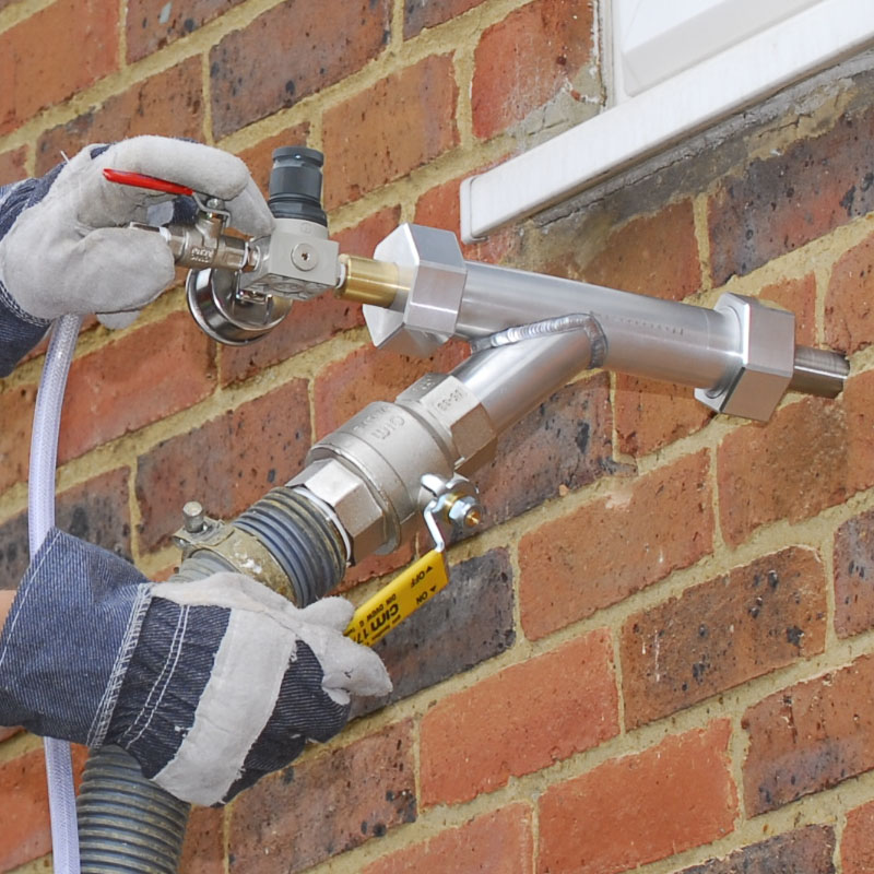 Cavity Wall Insulation Grants are available from the ECO Scheme